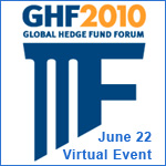 PR-Launching the Global Hedge Fund Forum