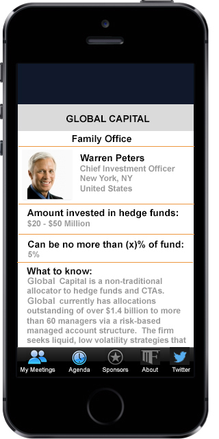 App Investor Profile