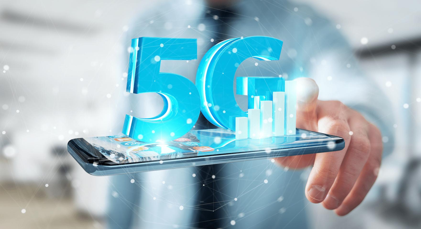 5G Set To Reverse Smartphone Market Decline | The Hedge