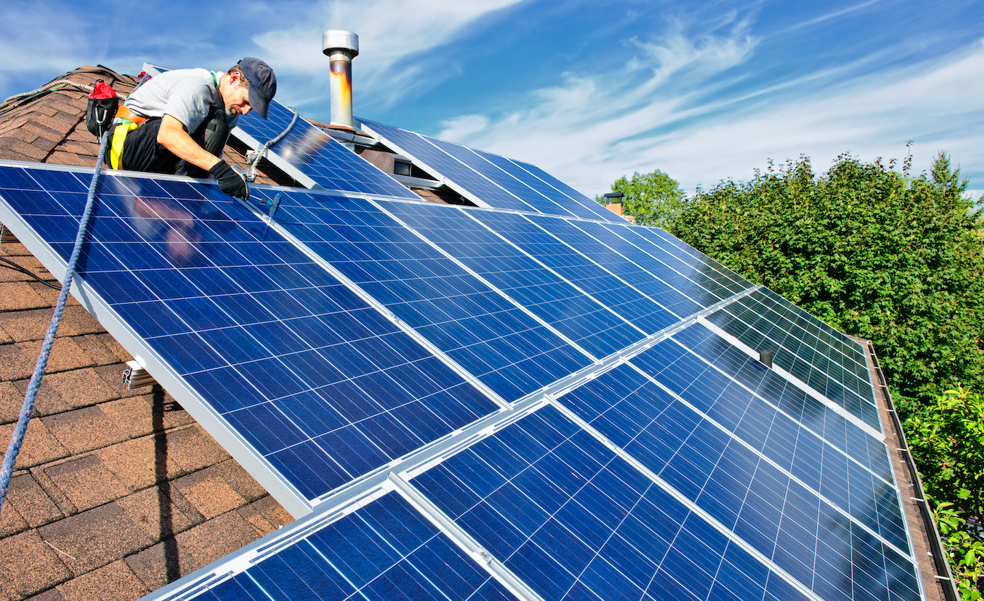 Solar Stocks are on Fire, Giving Clean Energy Investors a